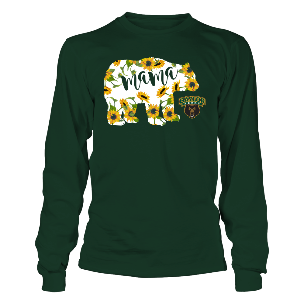 Baylor Bears - Sunflower Mama Bear Front picture