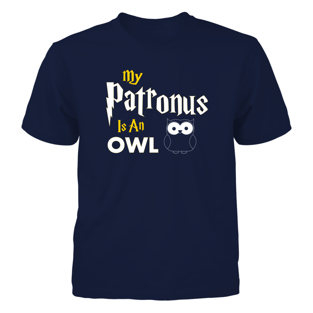 My Patronus Is An Owl Front picture