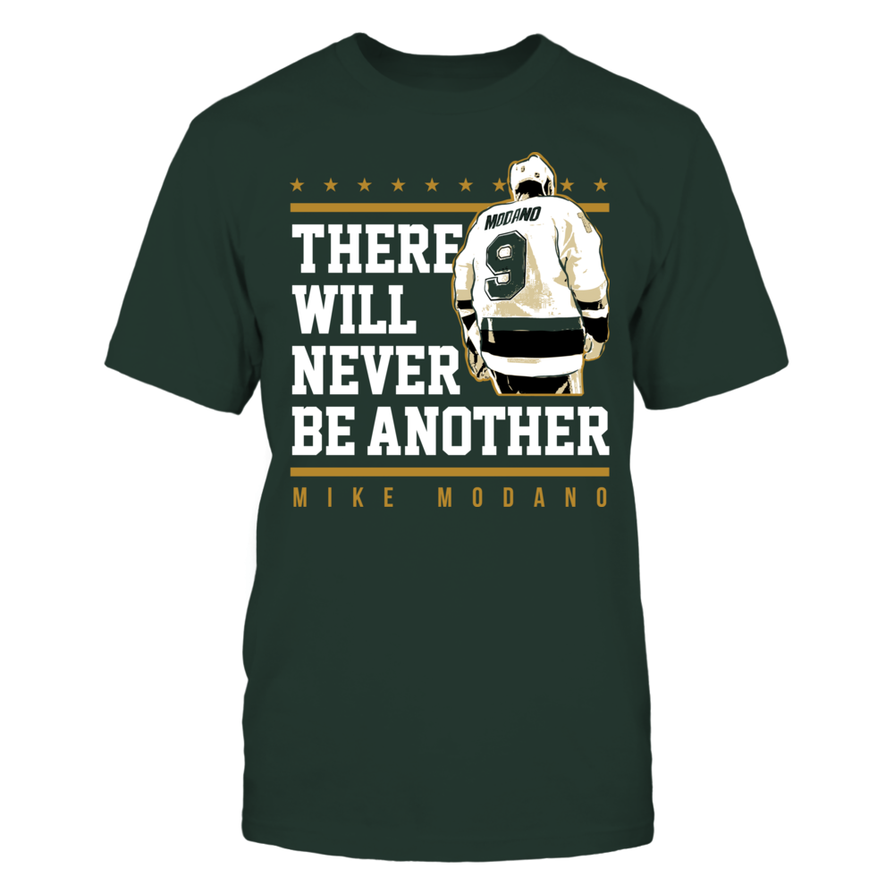 Mike Modano Player Campaign Mike Modano - There Will Never Be Another FanPrint