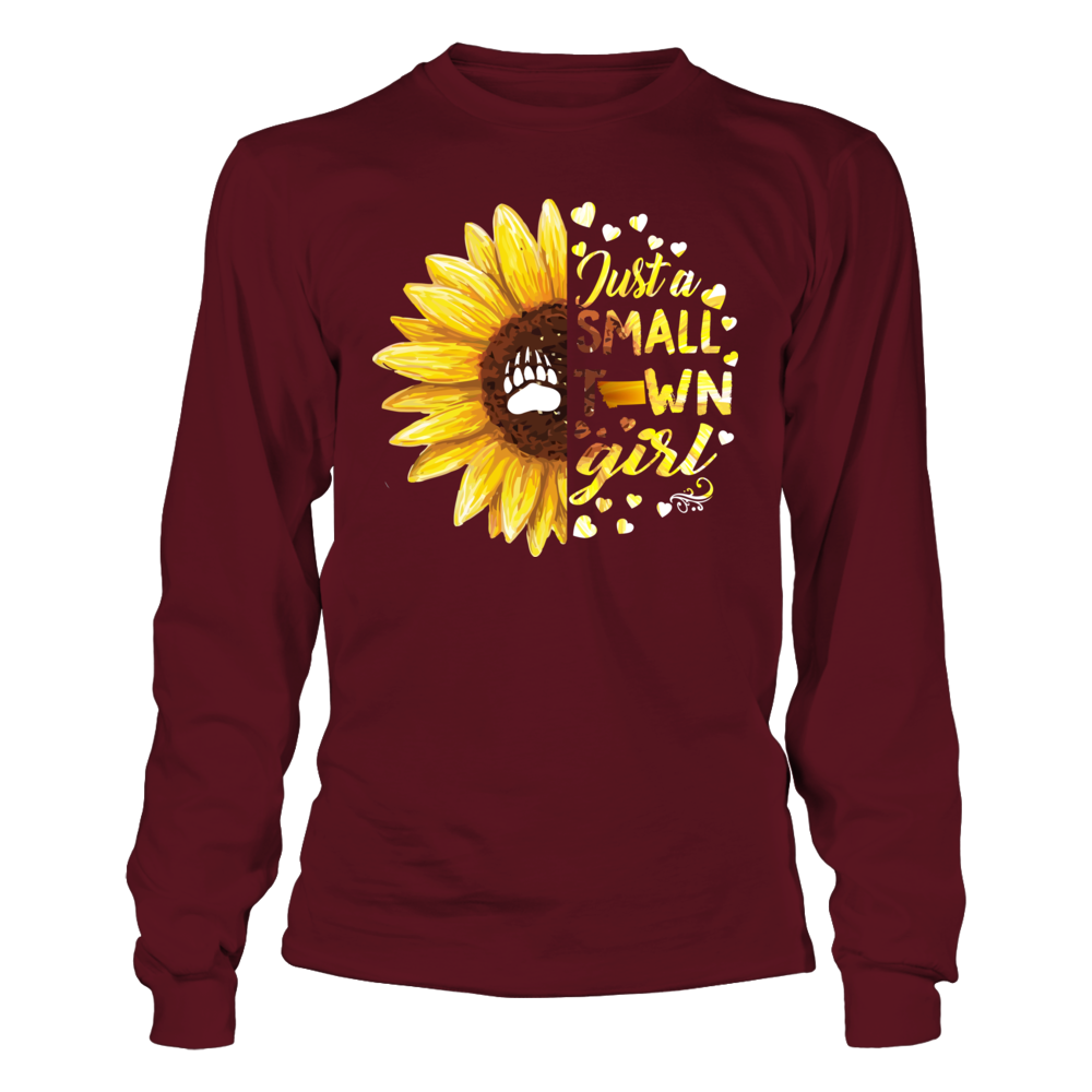 Montana Grizzlies - Half Sunflower - Small Town Girl Front picture