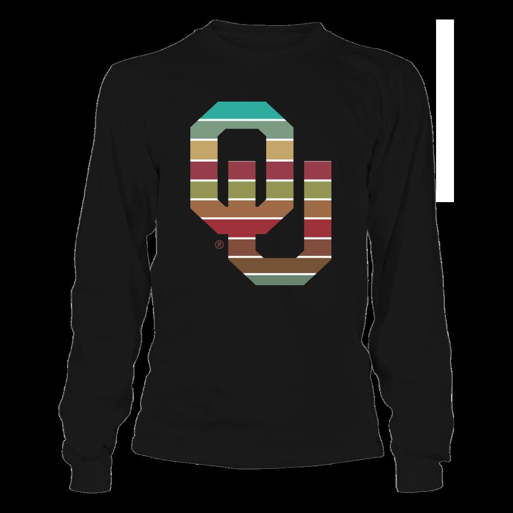 Oklahoma Sooners - Retro Logo Front picture