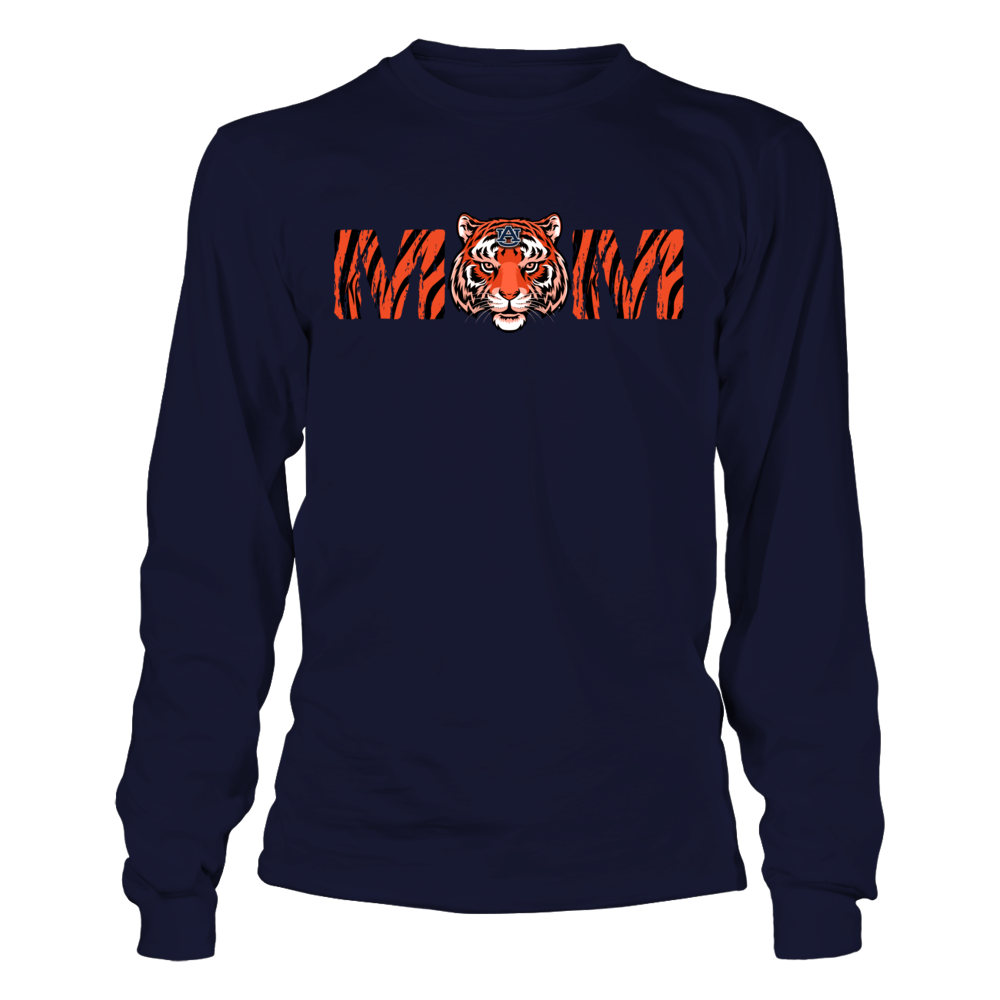 Auburn Tigers - Mom Tiger Face Front picture