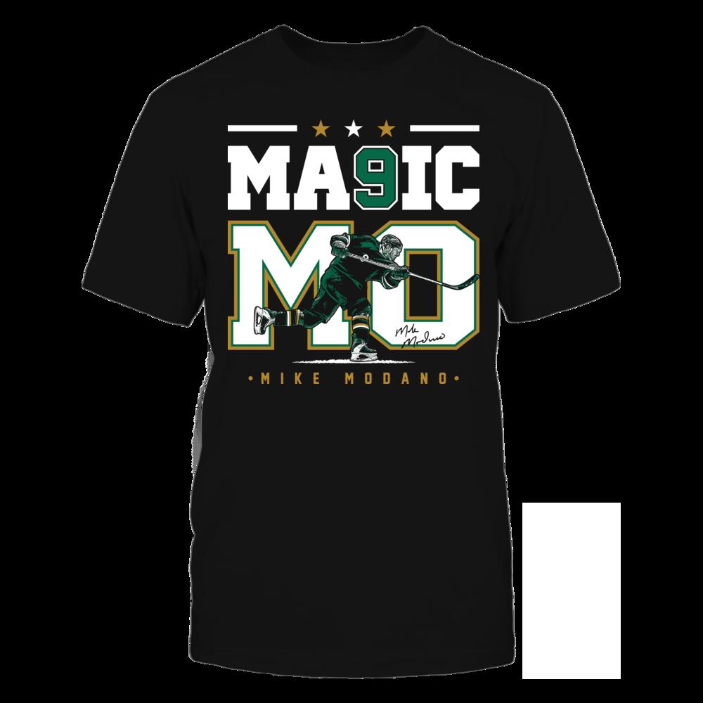 Mike Modano Player Campaign Mike Modano - Magic Mo FanPrint