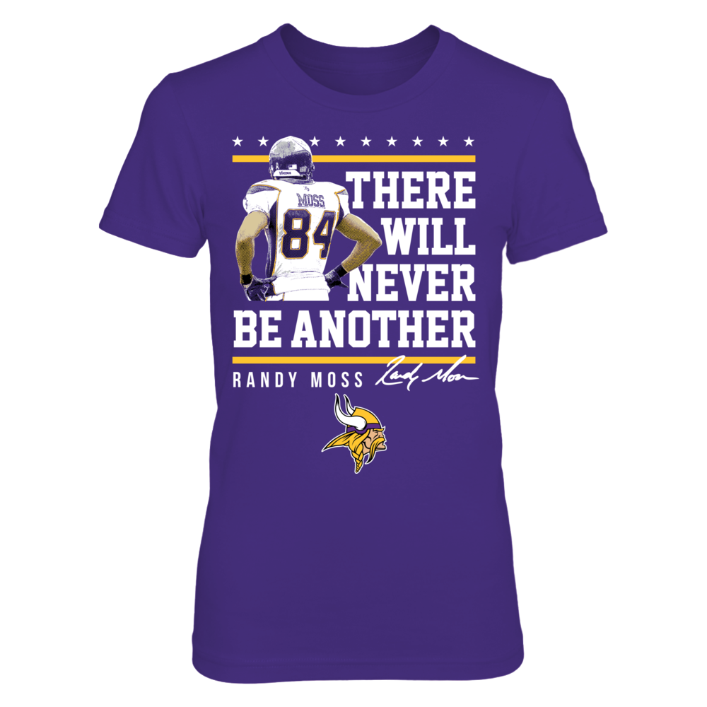 Minnesota Vikings - Never Be Another Randy Moss Front picture