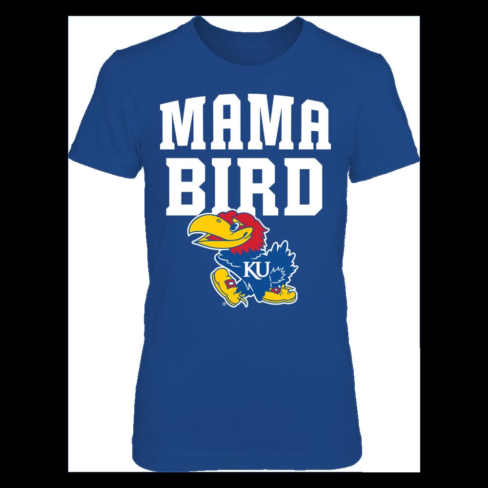 Kansas Jayhawks - Mama Bird Front picture