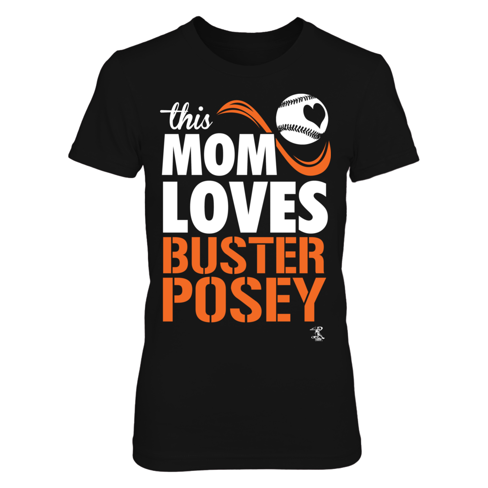 Buster Posey - This Mom Loves Front picture