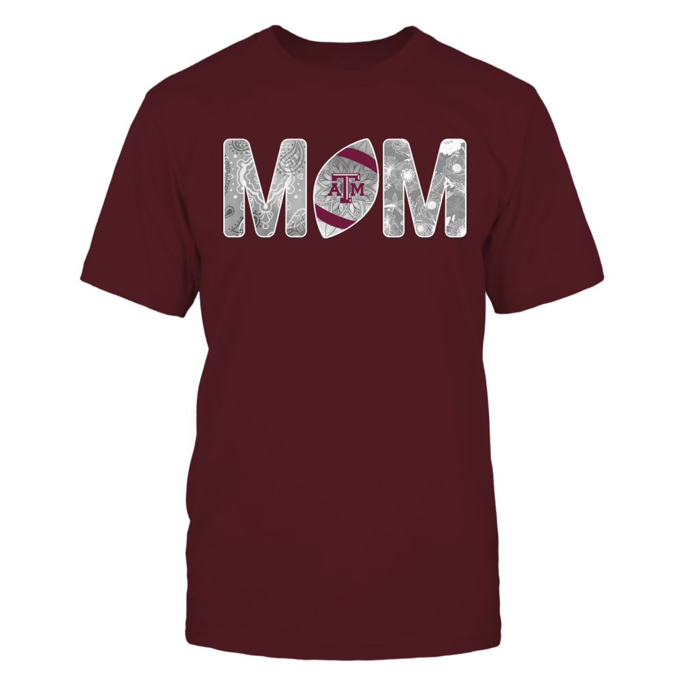 Texas A&M Aggies - Mom And Football Front picture