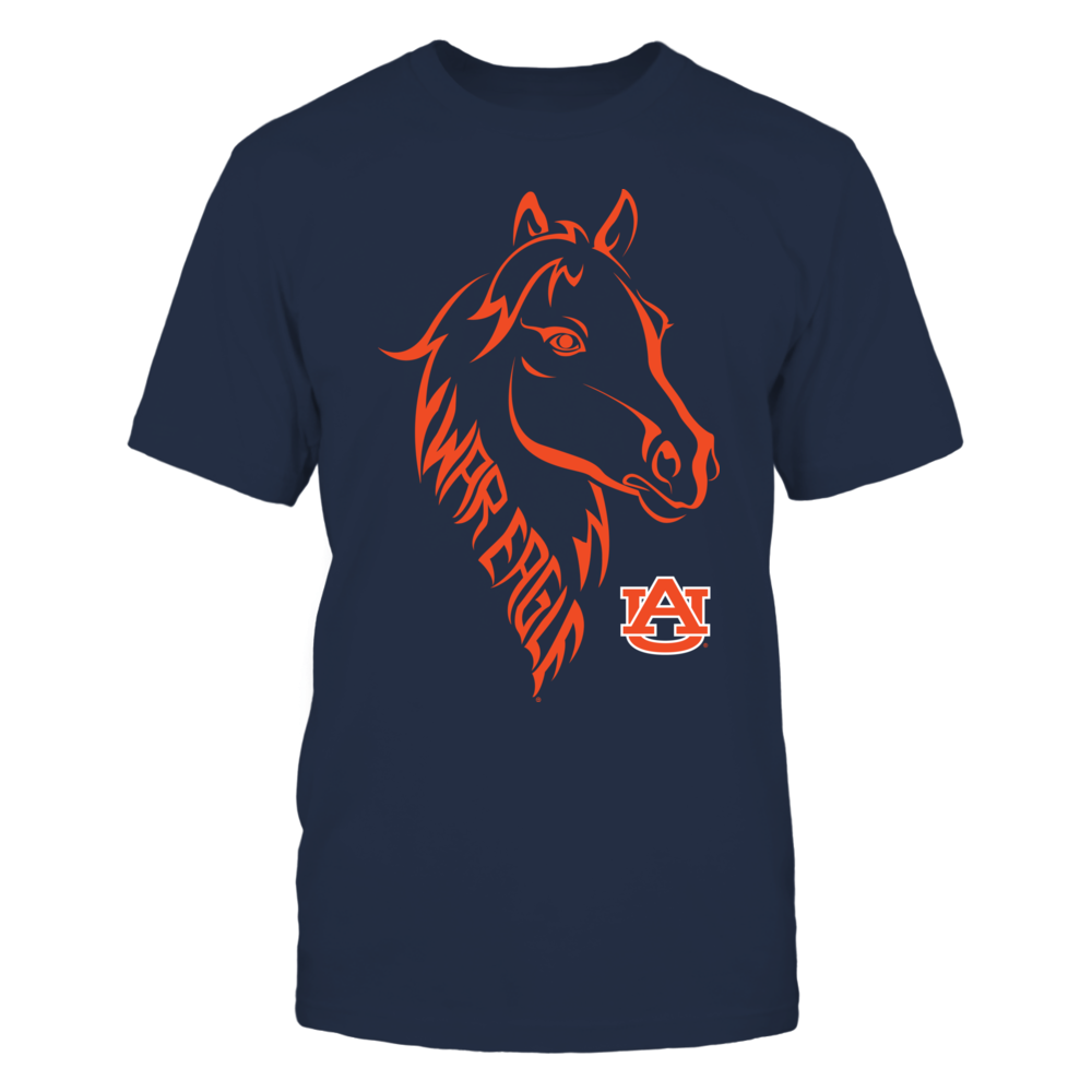 Auburn Tigers - Inside The Mascot - Horse - Ver 2 - IF13-IC13-DS75 Front picture