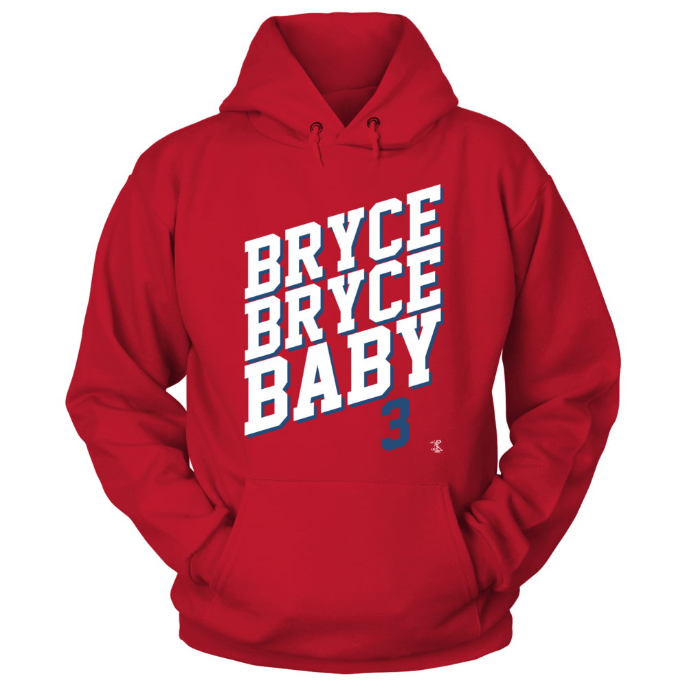 Bryce Harper - Bryce Bryce Baby Front picture
