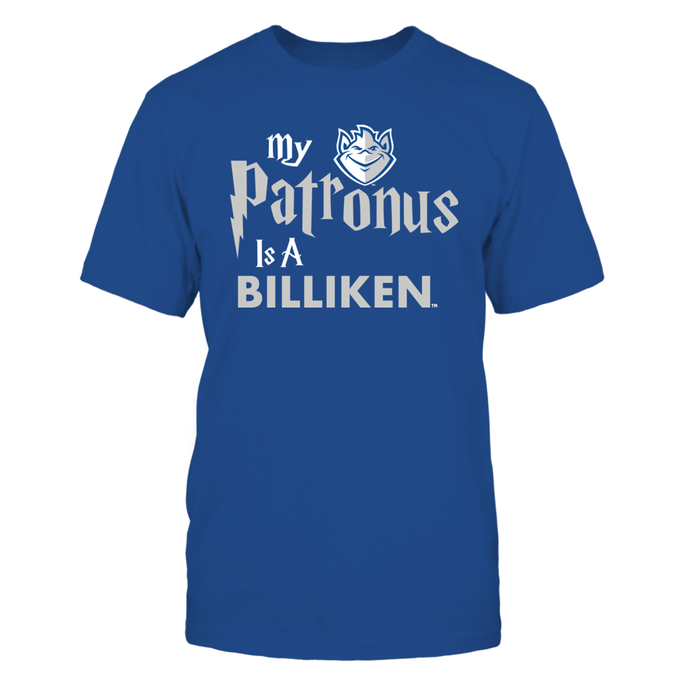 Saint Louis Billikens Saint Louis University -- My Patronus Is A Billiken FanPrint