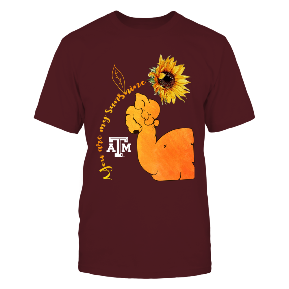 Texas A&M Aggies - Elephants - You Are My Sunshine Front picture
