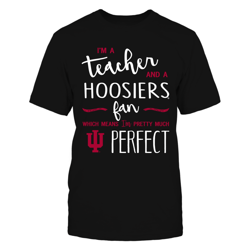 Indiana Hoosiers - Perfect Teacher Front picture