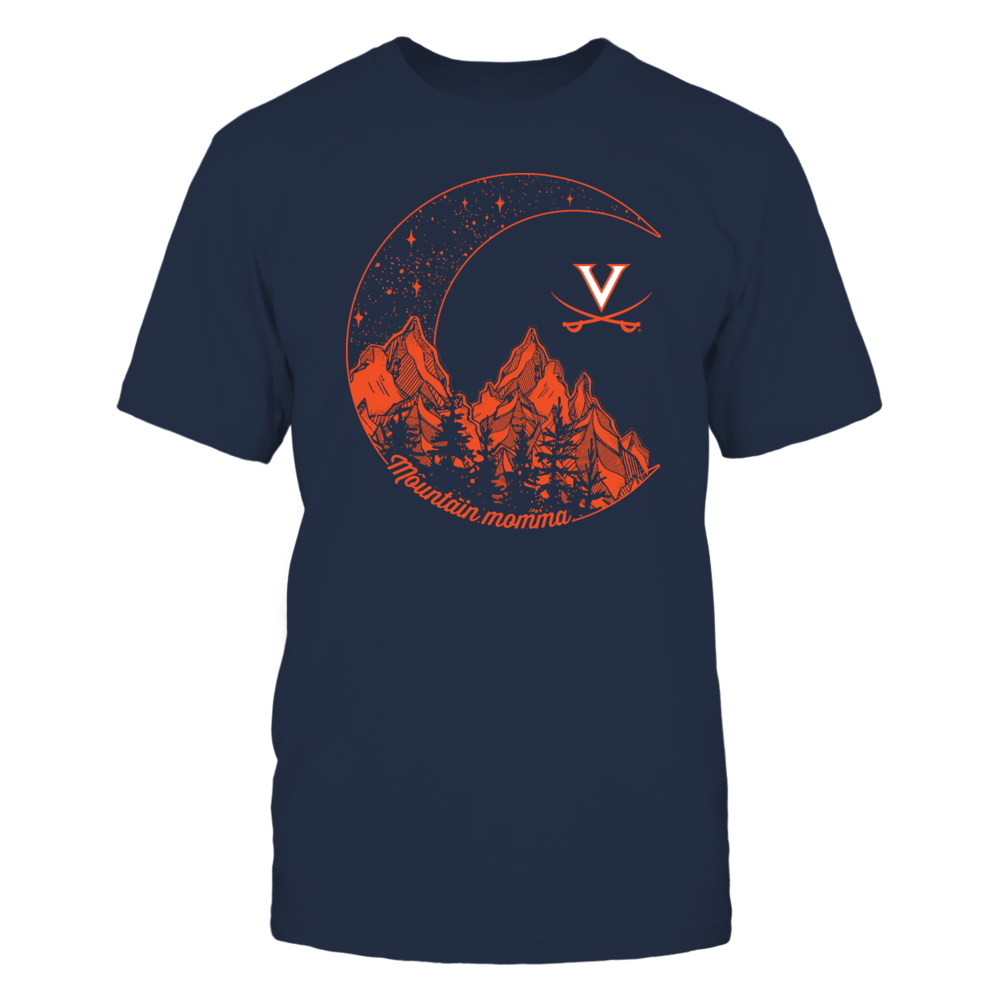 Virginia Cavaliers - Mountain Momma Moon Front picture