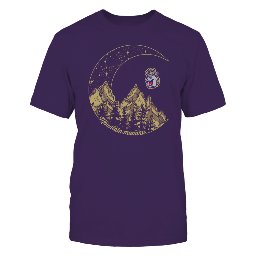 James Madison Dukes - Mountain Momma Moon Front picture