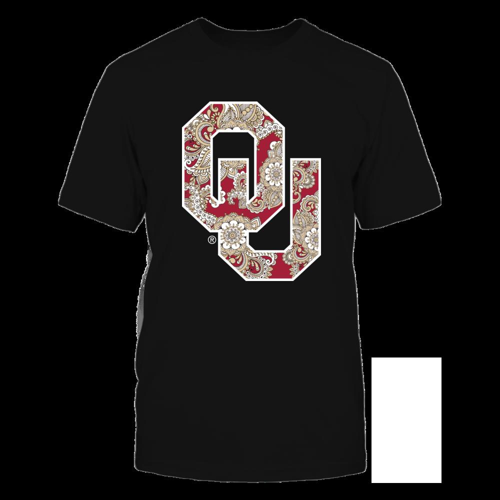 Oklahoma Sooners - Mandala Logo Front picture