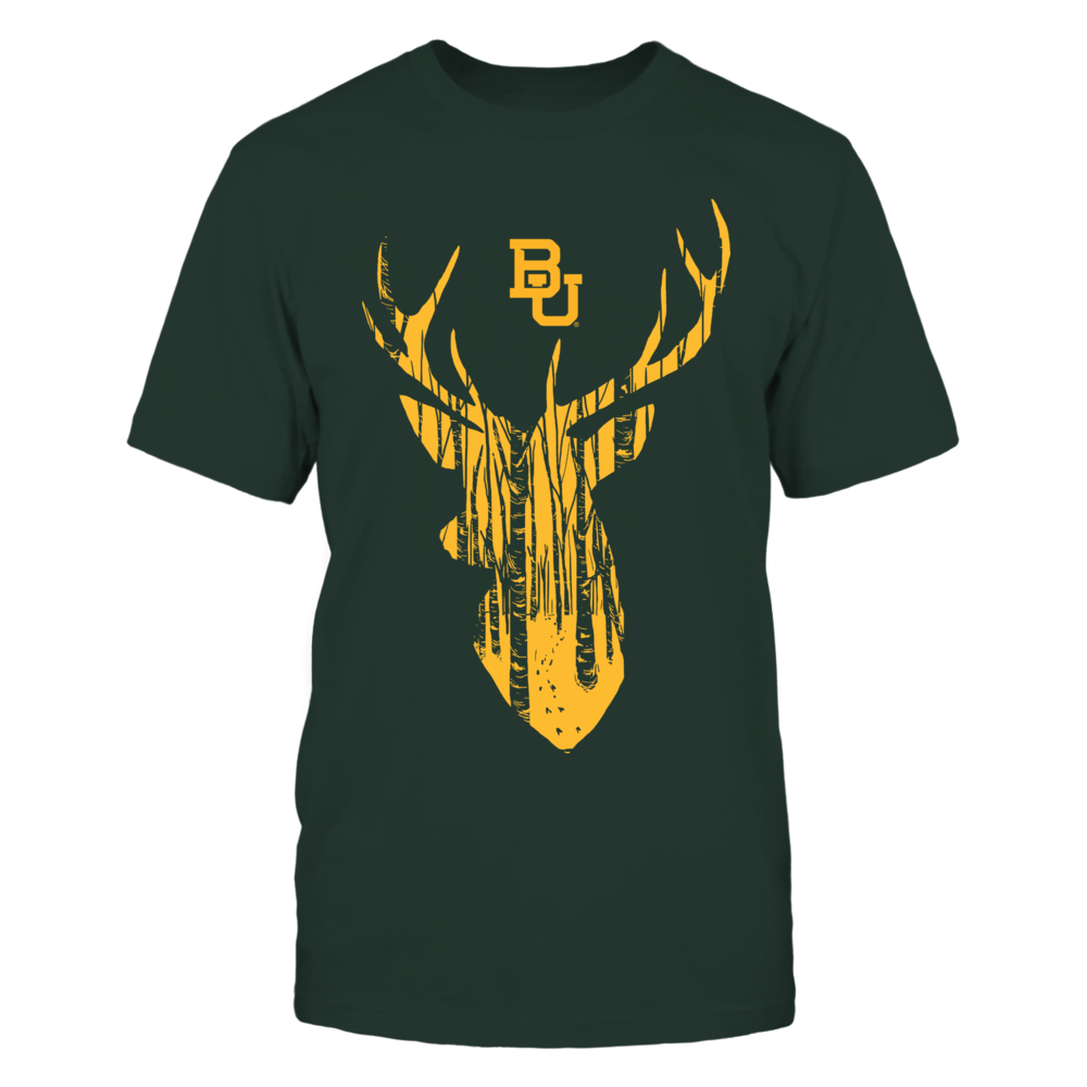 Baylor Bears - Hunting Forest Deer Front picture