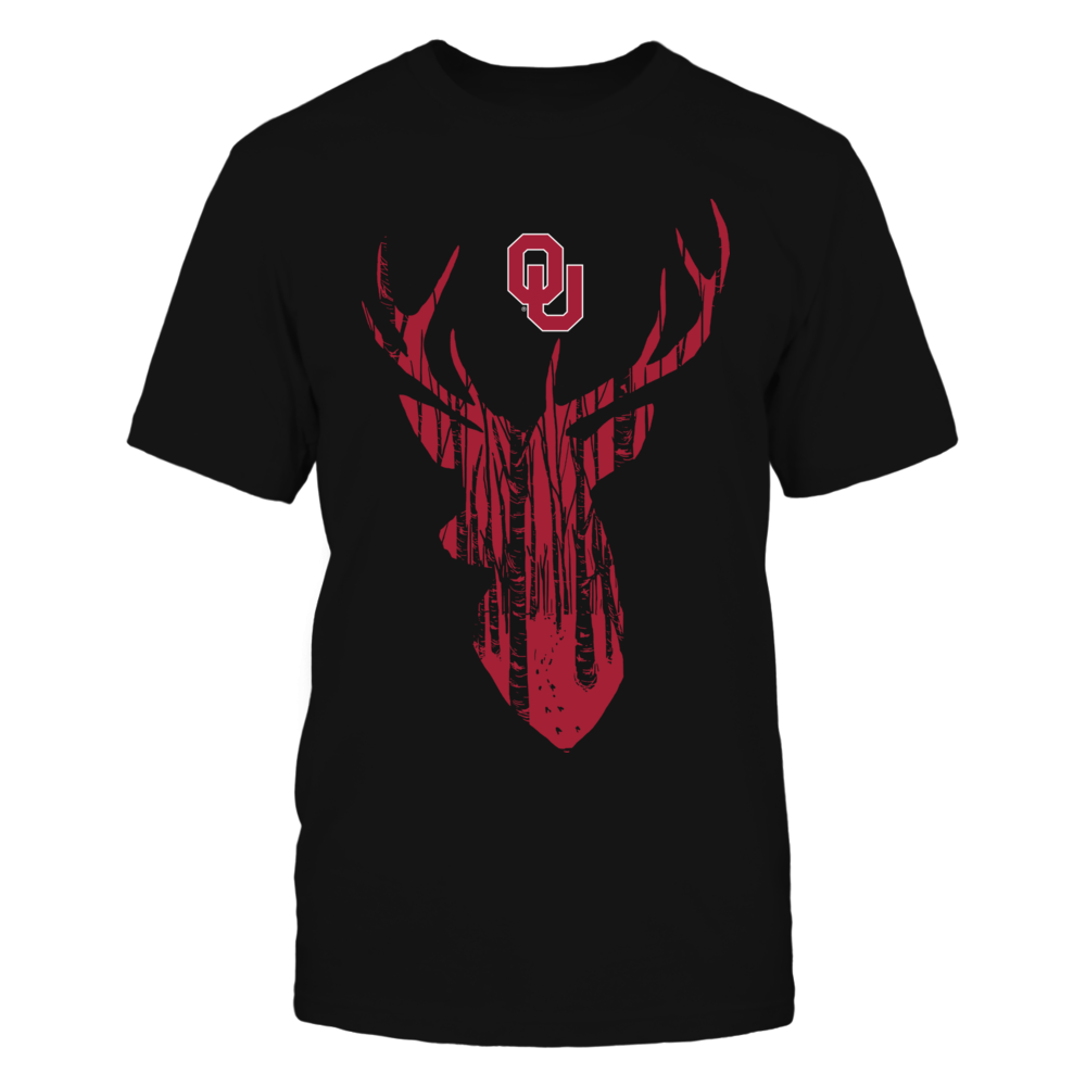Oklahoma Sooners - Hunting Forest Deer Front picture