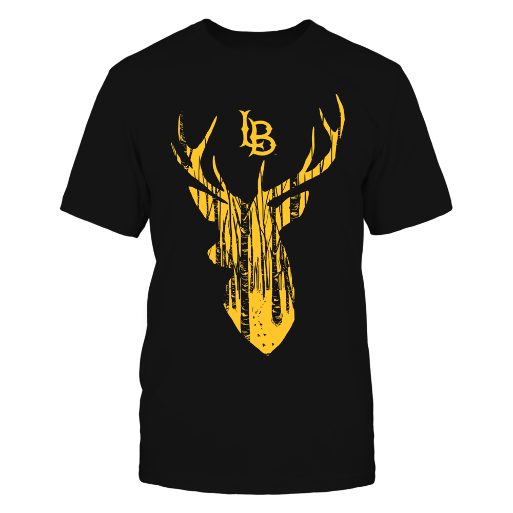 Long Beach State 49ers - Hunting Forest Deer Front picture