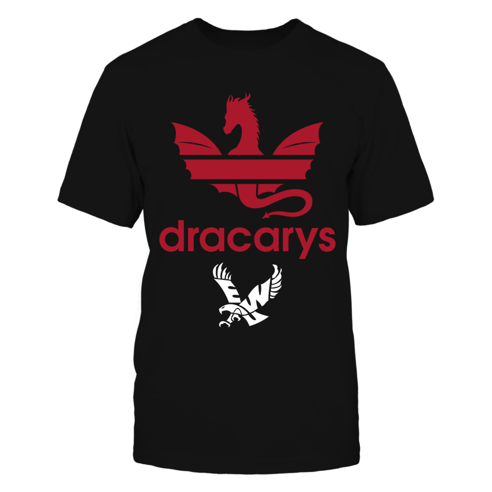 Eastern Washington Eagles - Dracarys Front picture