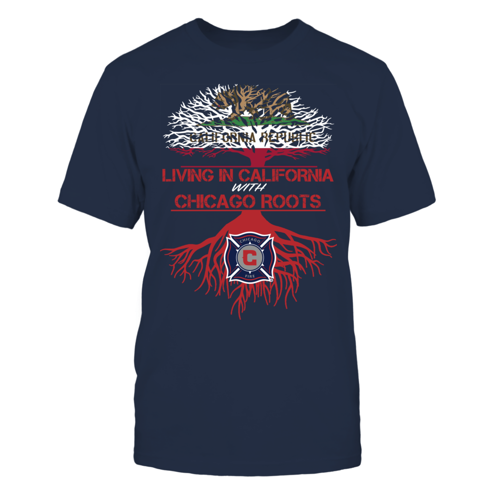 Chicago Fire - Living Roots California Front picture