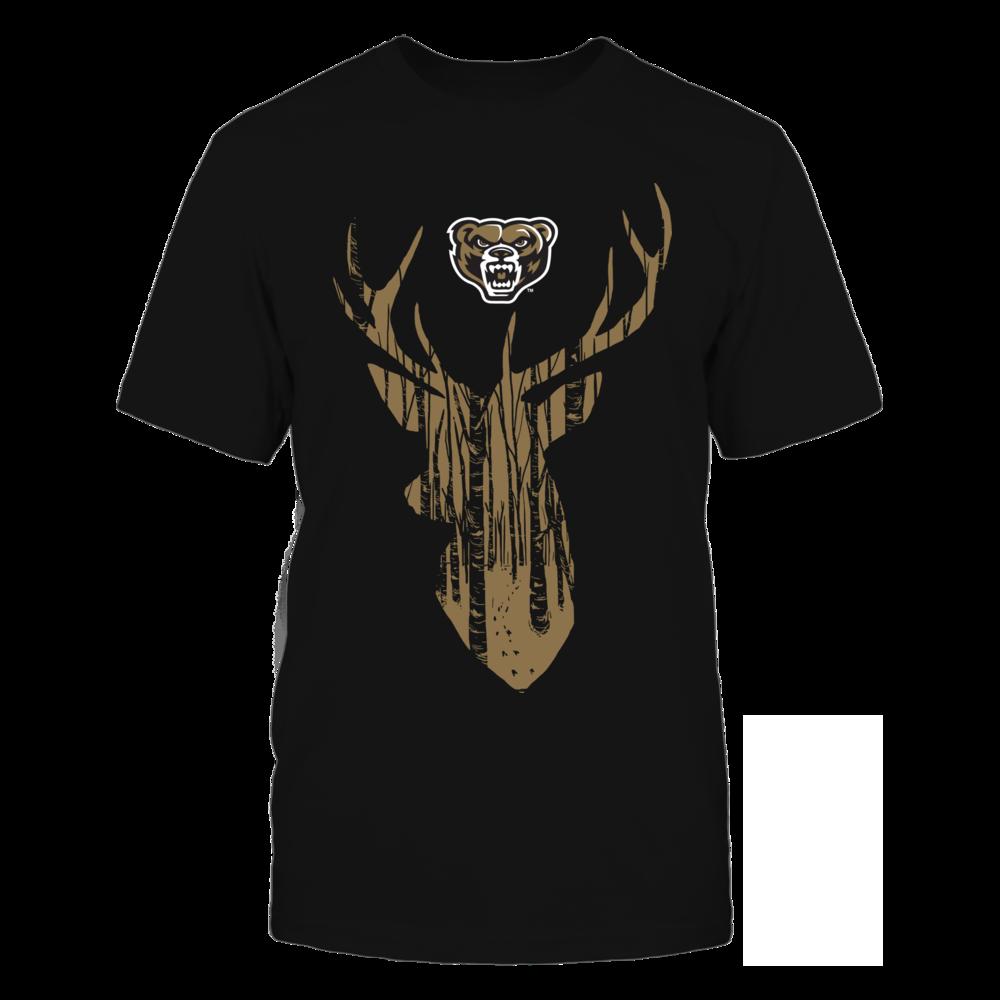 Oakland Golden Grizzlies - Hunter Forest Deer Front picture