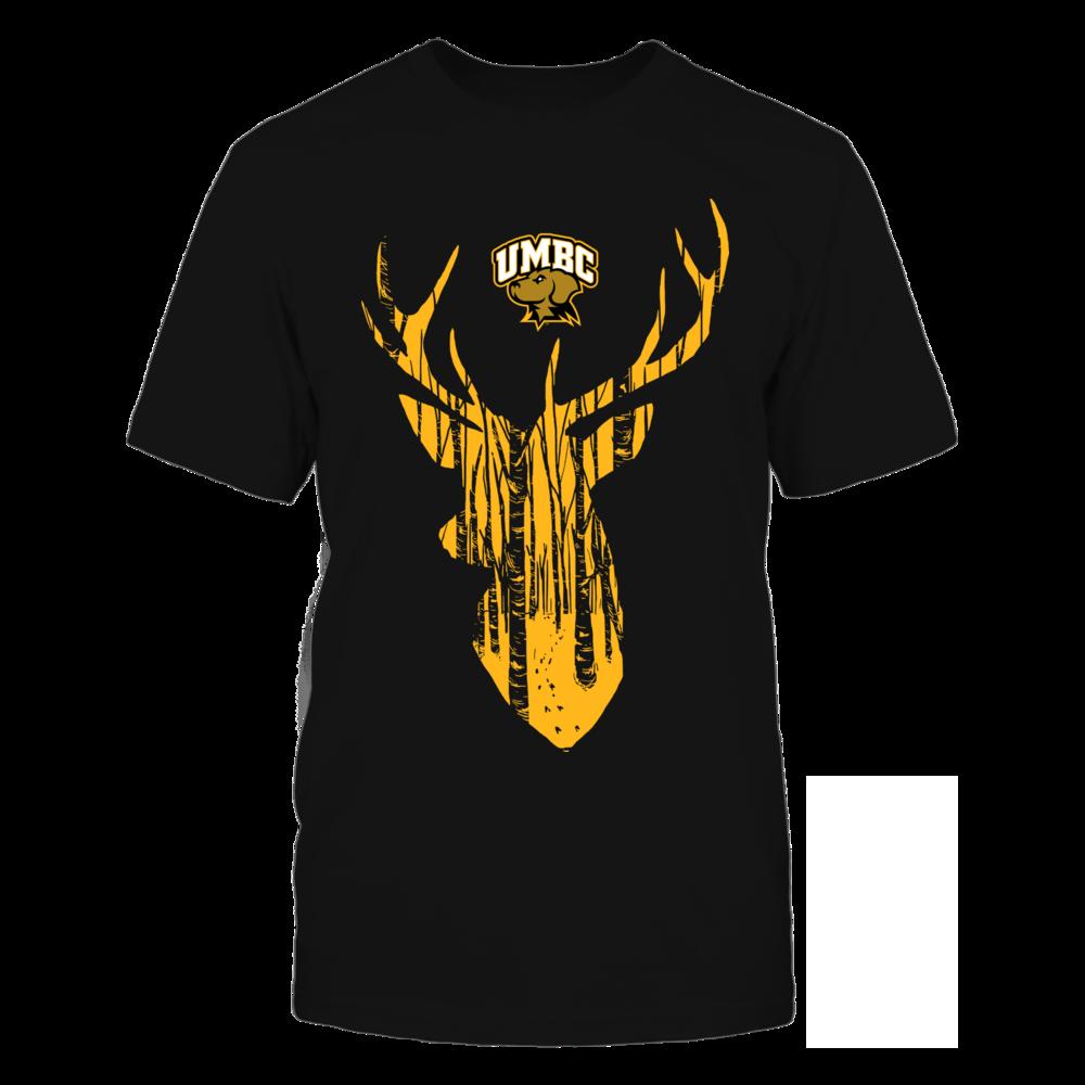 UMBC Retrievers - Hunter Forest Deer Front picture