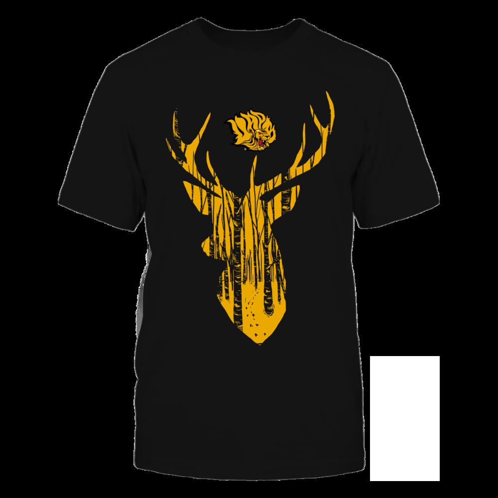 Arkansas Pine Bluff Golden Lions - Hunter Forest Deer Front picture