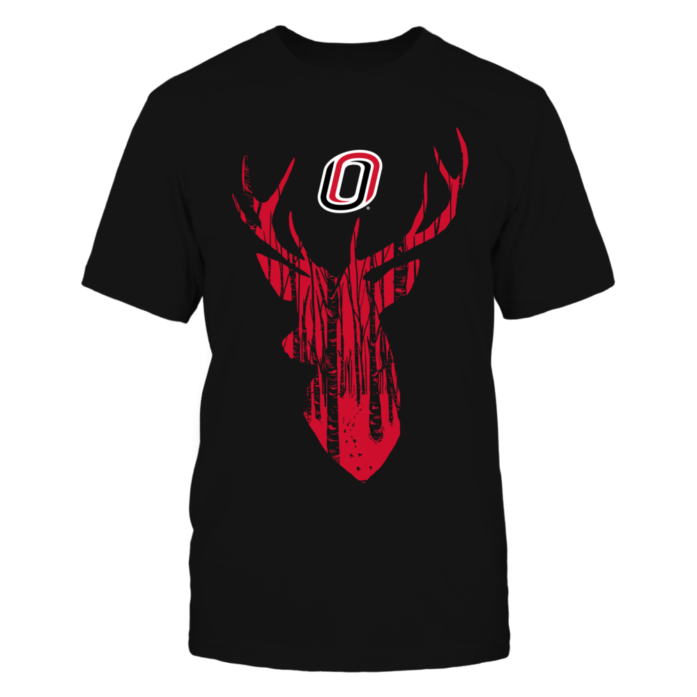 Nebraska Omaha Mavericks - Hunter Forest Deer Front picture