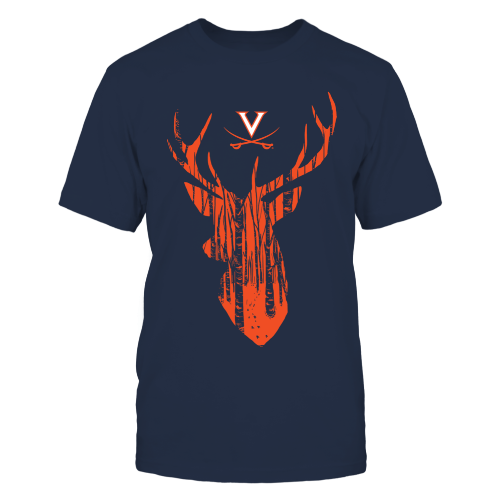 Virginia Cavaliers - Hunter Forest Deer Front picture