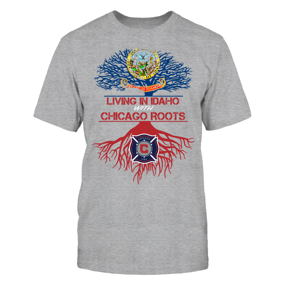 Chicago Fire - Living Roots Idaho Front picture