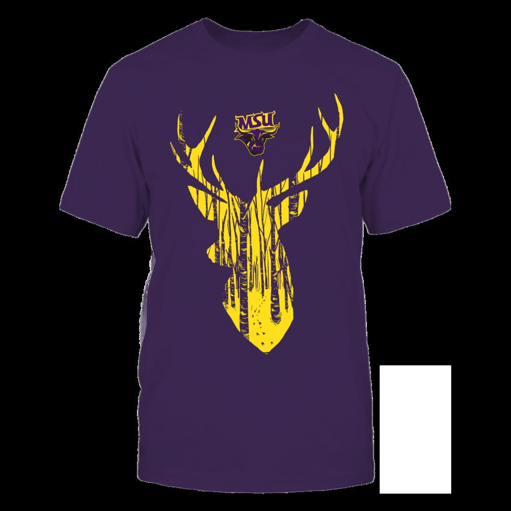 Minnesota State Mavericks - Hunter Forest Deer Front picture