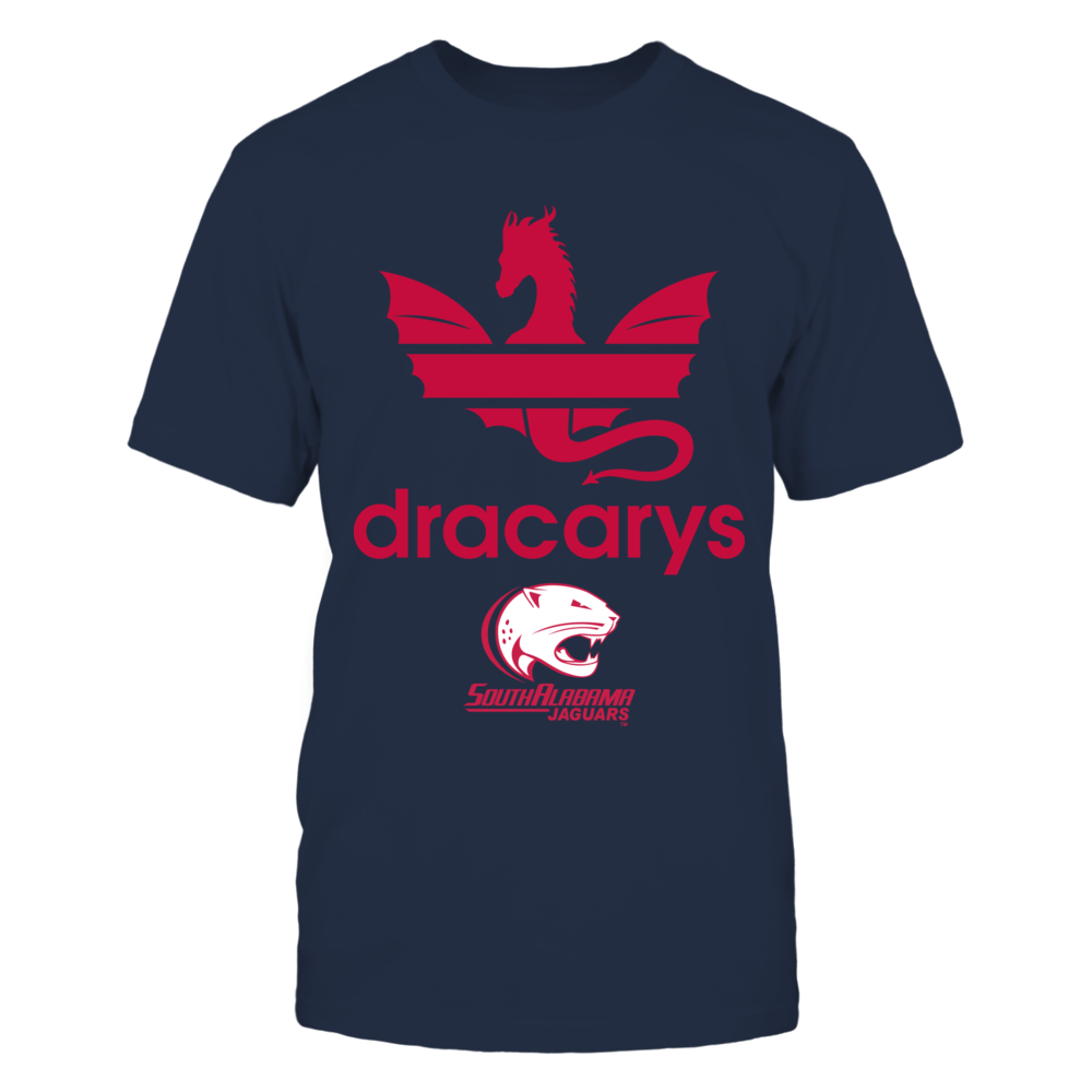 South Alabama Jaguars - Dracarys Front picture