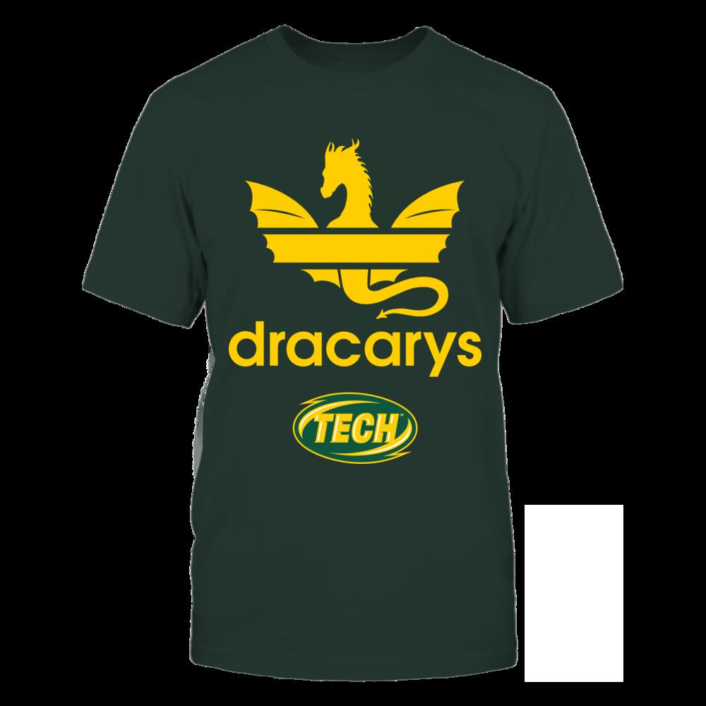 Arkansas Tech Golden Suns - Dracarys Front picture