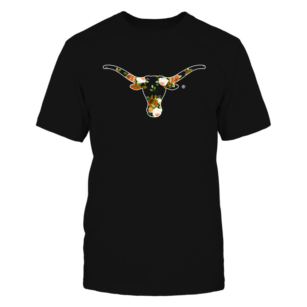 Texas Longhorns - Rose Logo - IF-IC13-DS83 Front picture