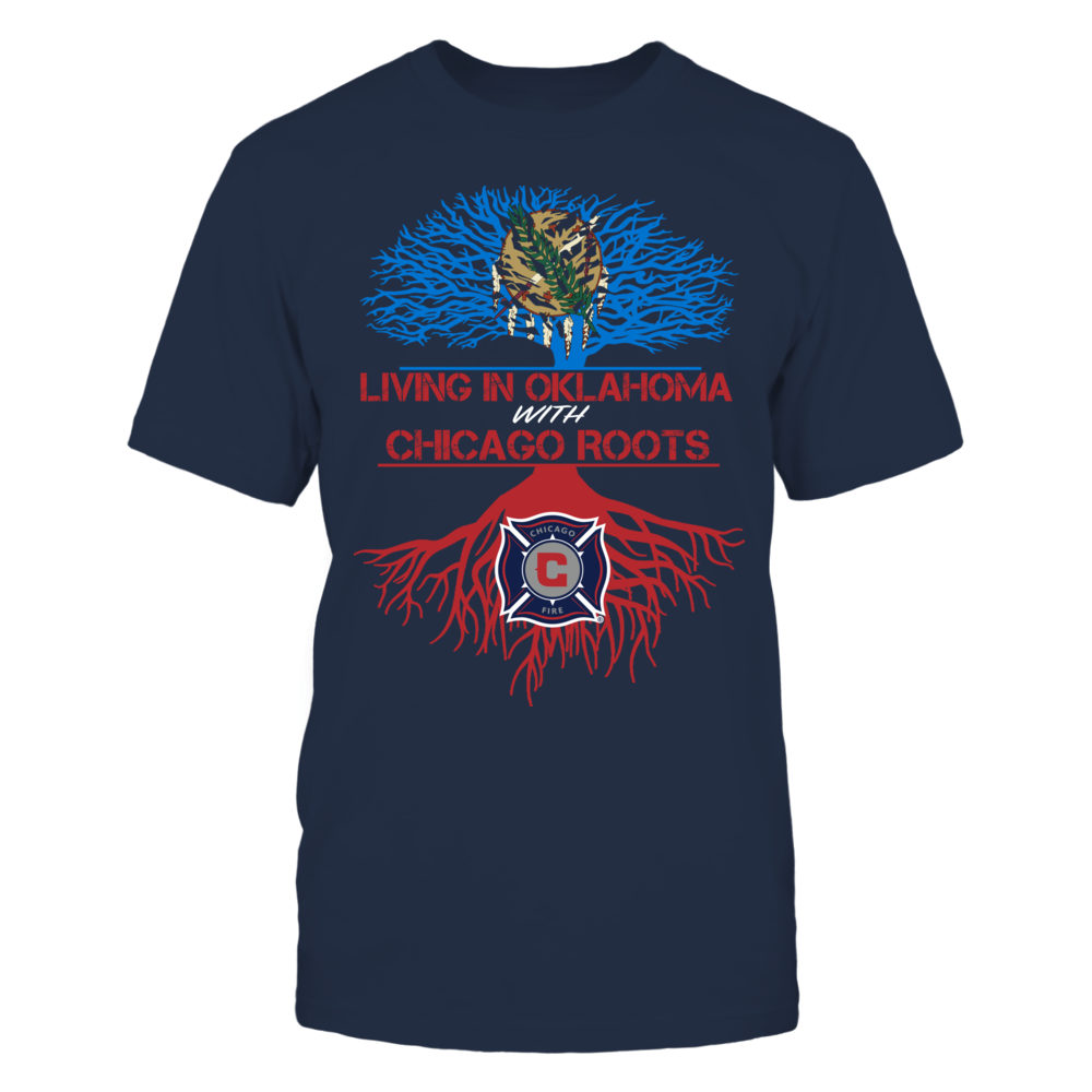 Chicago Fire - Living Roots Oklahoma Front picture