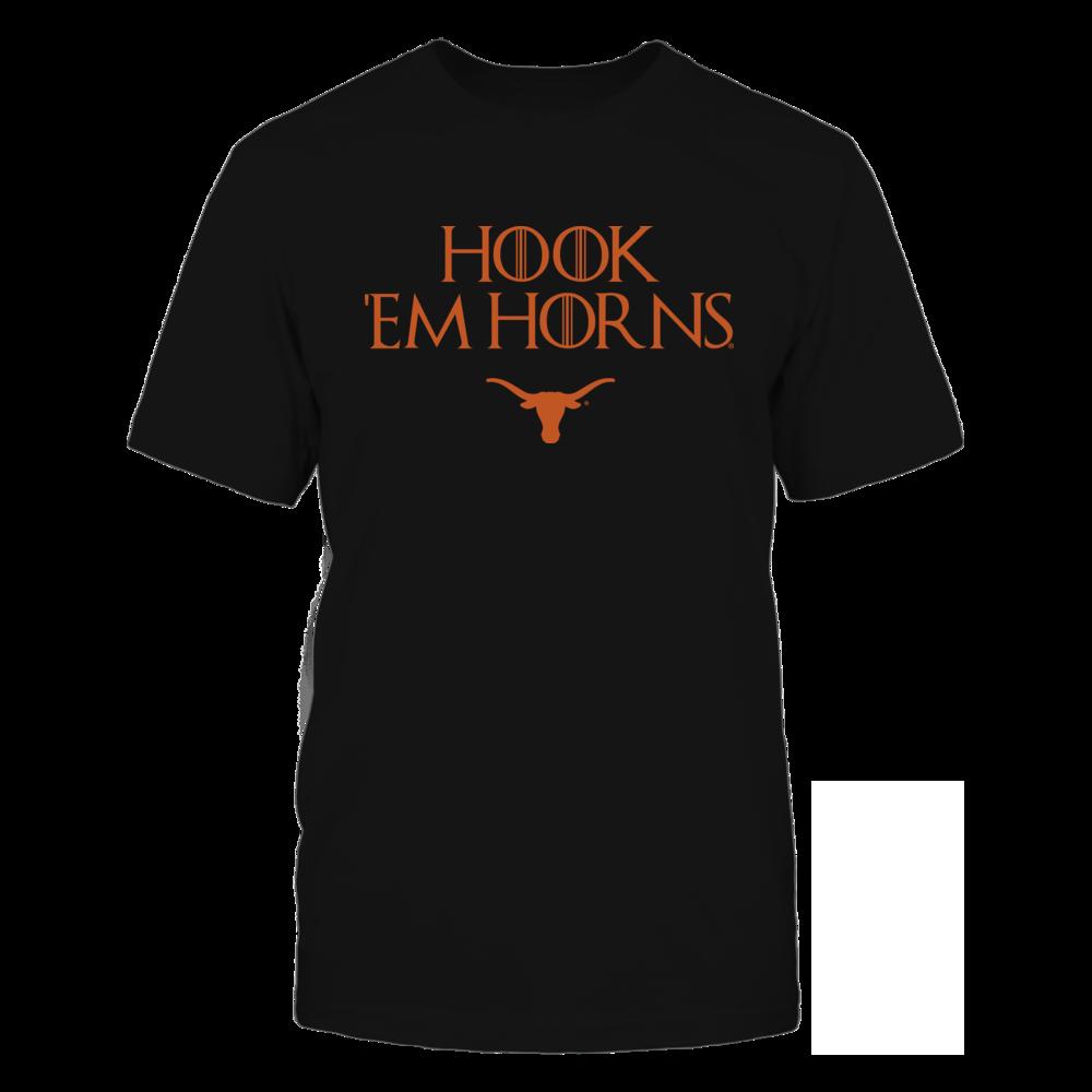 Texas Longhorns - GOT - Team Slogan Front picture