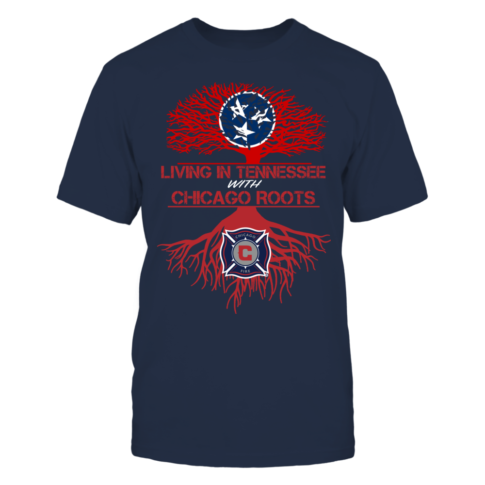 Chicago Fire - Living Roots Tennessee Front picture