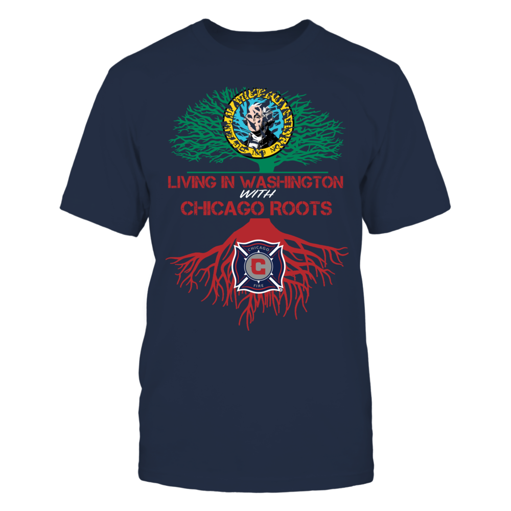 Chicago Fire - Living Roots Washington Front picture