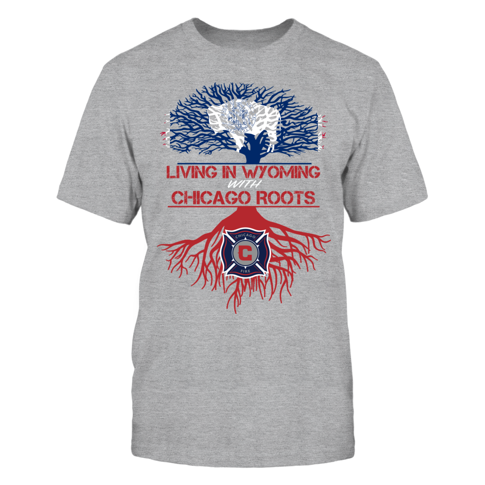 Chicago Fire - Living Roots Wyoming Front picture