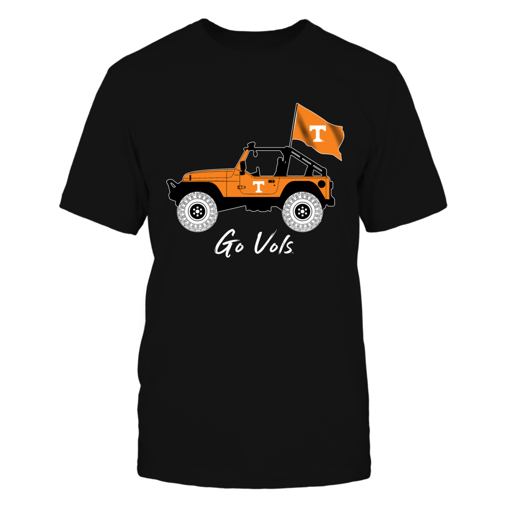 Tennessee Volunteers - Jeep - Jeep Car Front picture