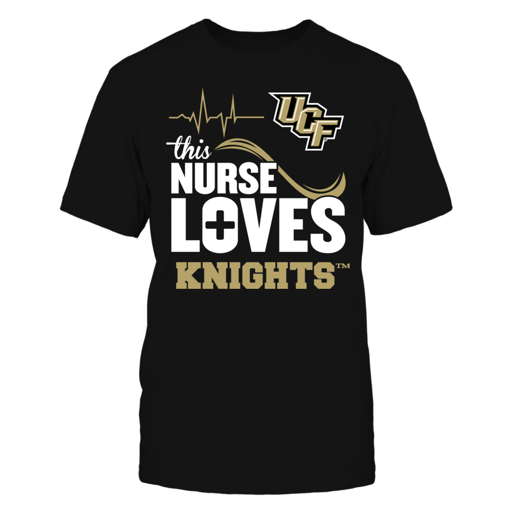 UCF Knights - This Nurse Loves Front picture