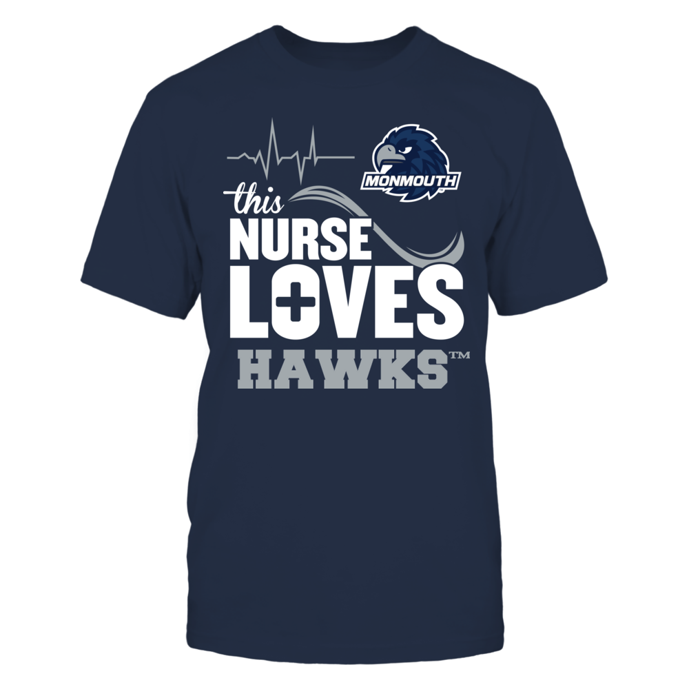 Monmouth Hawks - This Nurse Loves Front picture