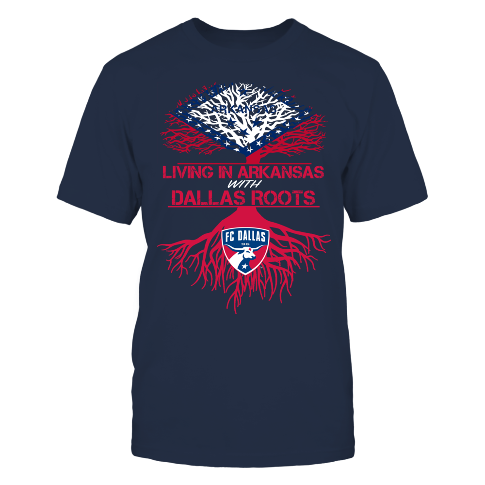 FC Dallas - Living Roots Arkansas Front picture