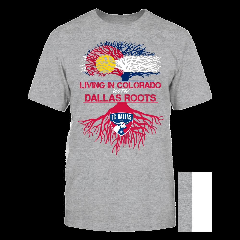 FC Dallas - Living Roots Colorado Front picture