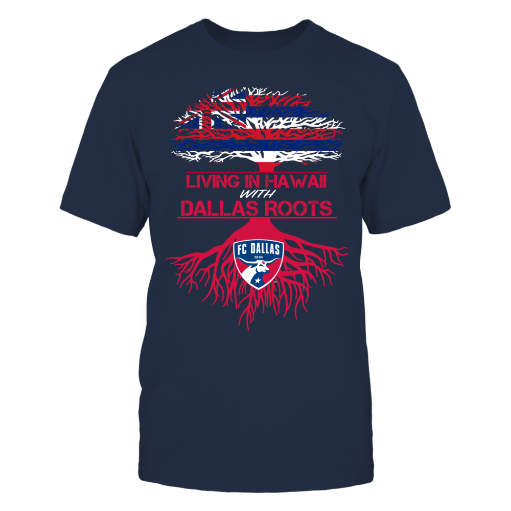 FC Dallas - Living Roots Hawaii Front picture