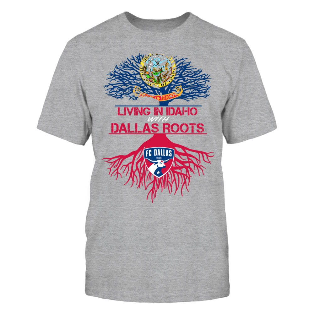 FC Dallas - Living Roots Idaho Front picture