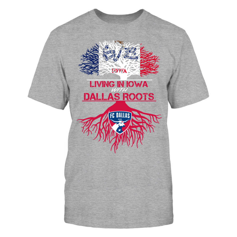FC Dallas - Living Roots Iowa Front picture