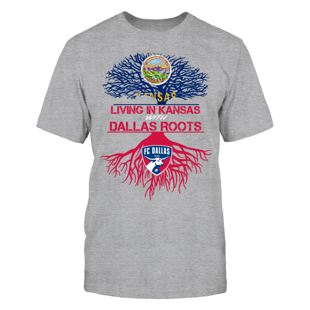 FC Dallas - Living Roots Kansas Front picture