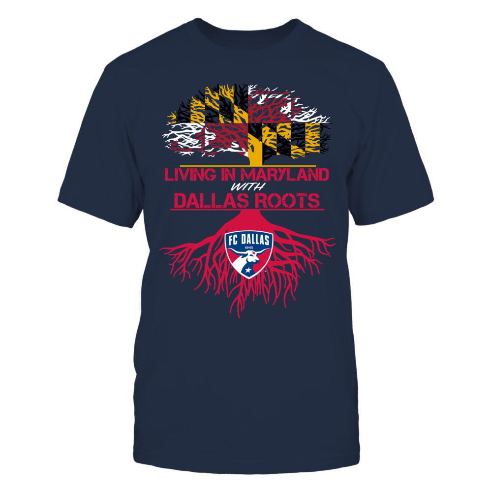 FC Dallas - Living Roots Maryland Front picture