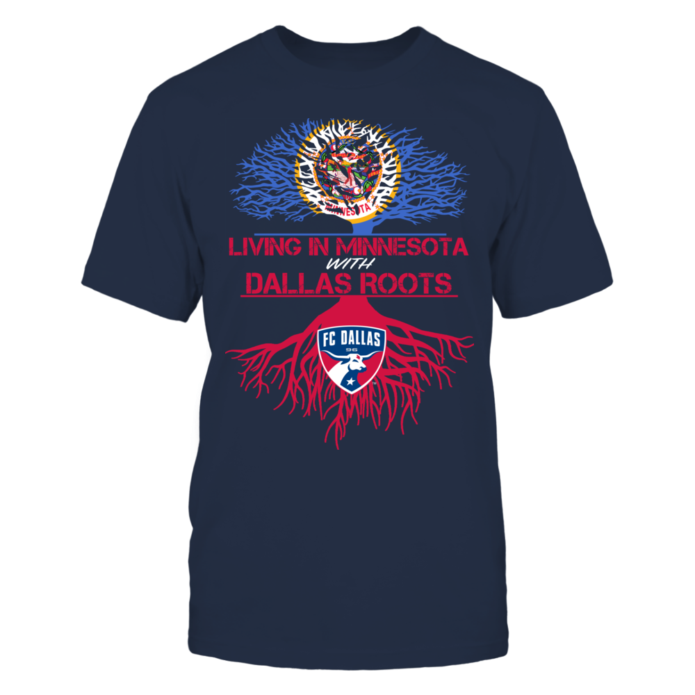 FC Dallas - Living Roots Minnesota Front picture